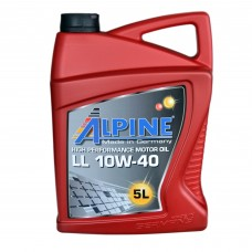 Масло моторное Alpine Long Life 10W-40 (5л)