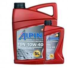 Масло моторное Alpine  TSN 10W-40 (5л+1л)