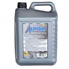 Масло моторное Alpine API TC (JASO FB) 2T (5л)