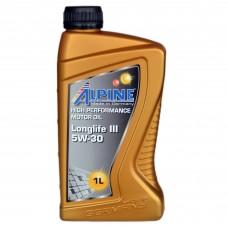 Масло моторное Alpine Longlife III C3 5W-30 (1л)
