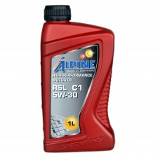 Масло моторное ALPINE 5W-30 RSL C1 (1л)