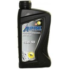 Масло моторное ALPINE Turbo SHPD CI-4/SL 15W-40 (1л)