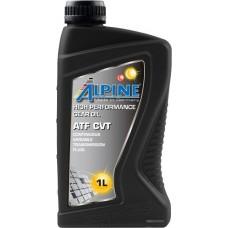 Масло гидравлическое трансмиссионное ALPINE ATF CVT (1л)