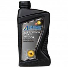 Масло компрессионное ALPINE Kompressorenоl VDL 100 (1л)