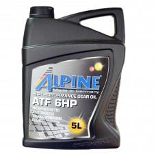 Масло трансмиссионное Alpine ATF 6HP (5л)