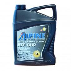 Масло трансмиссионное Alpine ATF 8HP (5л)