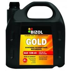 Масло моторное Bizol GOLD 10W-40 (1л)
