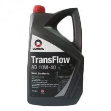 Масло моторное Comma TRANSFLOW AD 10W-40 (5л)