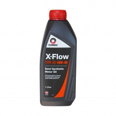 Масло моторное Comma X-FLOW XS SEMISYNT 10W-40 (1л)