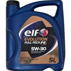 Масло моторное ELF evolution Full-tech fe 5w-30 (5л)