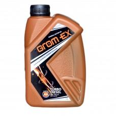 Масло моторное GROM-EX Turbo Diesel 15W-40 (1л)