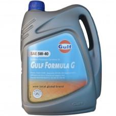 Масло моторное GULF FORMULA G 5W-40 (5л)
