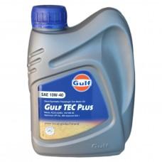 Масло моторное GULF TEC PLUS 10W-40 (1л)