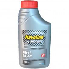 Масло моторное HAVOLINE ULTRA S 5W-40 (1л)