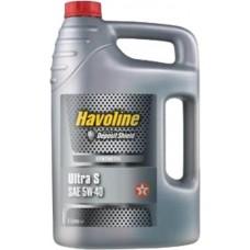 Масло моторное HAVOLINE ULTRA S 5W-40 (4л)
