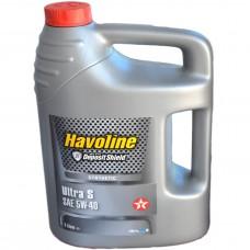 Масло моторное HAVOLINE ULTRA S 5W-40 (5л)