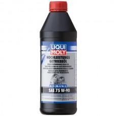 Масло трансмиссионное LIQUI MOLY Hochleistungs-Getriebeoil GL4+ 75w-90 (3979) (1л)