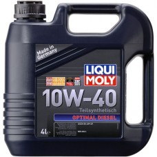 Масло моторное LIQUI MOLY OPTIMAL DIESEL 10W-40 (3934) (4л)