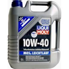 Масло моторное Liqui Moly MoS2 Leichtlauf 10W-40 (5л)