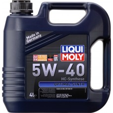 Масло моторное LIQUI MOLY OPTIMAL SYNTH 5W-40 (4л)