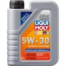 Масло моторное LIQUI MOLY LEICHTLAUF SPECIAL LL 5W-30 (1л)