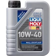 Масло моторное Liqui Moly MoS2 Leichtlauf 10W-40 (1л)