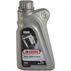 Масло моторное Lotos DIESEL SEMISYNTETIC  CF 10W-40 (1л)