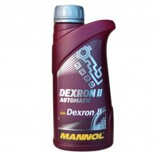 Масло трансмиссионное MANNOL DEXRON ATF II D (0.5л)