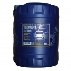 Масло моторное MANNOL Diesel EXTRA 10w-40 (10л)