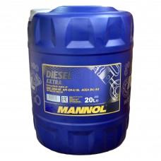 Масло моторное MANNOL Diesel EXTRA 10w-40 (20л)