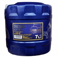Масло моторное MANNOL Diesel EXTRA 10w-40 (7л)