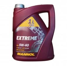 Масло моторное MANNOL Extreme SL/CF 5w-40 (5л)