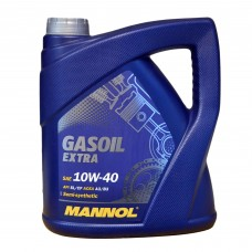 Масло моторное MANNOL Gasoil EXTRA SL/CF 10w-40 (4л)