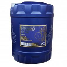Масло гидравлическое MANNOL ISO 46 HM Din51524 (10л)