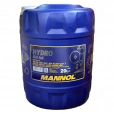 Масло гидравлическое MANNOL ISO 46 HM Din51524 (20л)