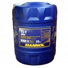 Масло моторное MANNOL TRUCK SPECIAL 15w-40 (20л)