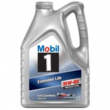 Масло моторное Mobil 1 EXTENDED LIFE 10W-60 (4л)