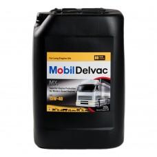 Масло моторное Mobil Delvac MX 15W-40 (20л)