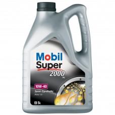 Масло моторное Mobil Super 2000 10W-40 (4л)