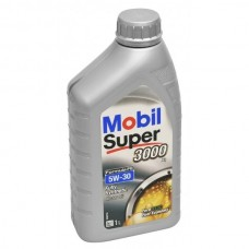 Масло моторное Mobil Super 3000 X1 FORMULA-FE 5W-30 (1л)