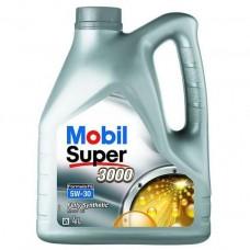 Масло моторное Mobil Super 3000 X1 FORMULA-FE 5W-30 (4л)