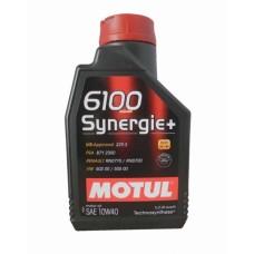 Масло моторное MOTUL 6100 Synergie+ 10w-40 (1л)