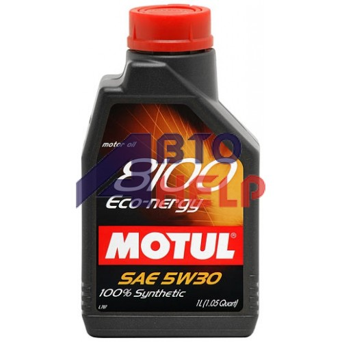 Масло моторное MOTUL 8100 ECO-nergy 5w-30 (1л)