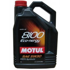 Масло моторное MOTUL 8100 ECO-nergy 5w-30 (5л)