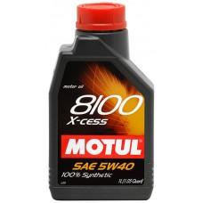 Масло моторное MOTUL 8100 X-cess 5w-40 (1л)