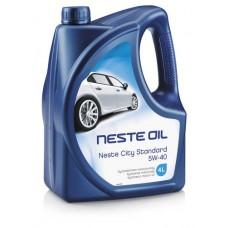 Масло моторное Neste Oil City Standart 5W-40 (4л)