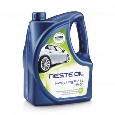 Масло моторное Neste Oil City Pro LL 5W-30 (4л)