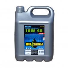 Масло моторное универсальное OIL Formula 10w40 SJ/CD (4л)