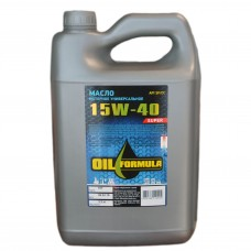 Масло моторное универсальное OIL Formula Super 15w40 SF/CC (4л)