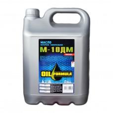 Масло моторное минеральное OIL Formula Diesel М10-ДМ (5л)